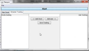 Streamer Tracking